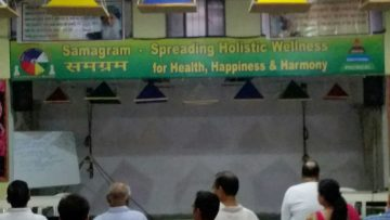 July 2016: Dr. Bedi in Residence at the Centre for Holistic Health in Jaipur India
