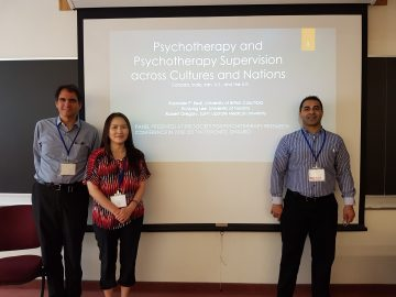 June 2017: Dr. Bedi Gives Two Cultural Presentations at SPR 2017 in Toronto, ON