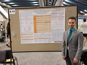 August 2018: Bedi Lab provides two poster presentations at APA in San Fran